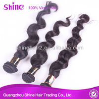 Good Quality Beauty and True looks 100% Virgin hair weave