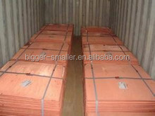 Factory price Electrolytic Copper Cathode 99.99 with good quality