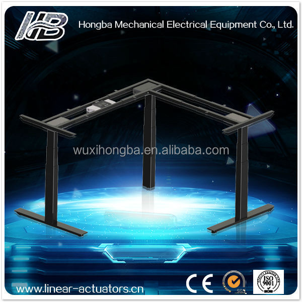 Electric Desk Leg 24volt Dc - Buy Ergonomic Sit Stand Desk,Height