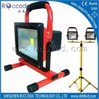 2014 Newest CE ROHS SAA IP65 led construction working light portable led floodlight