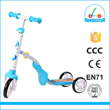 Firm in Structure Dual Purpose Child Scooter
