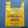 Hot sale in US!!! Vest carrier packaging shopping plastic handle bag printing