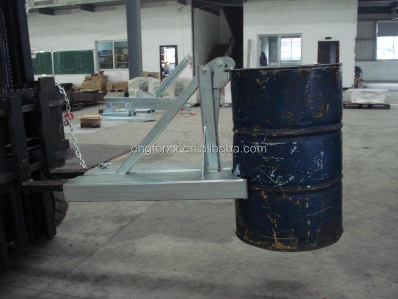 Forklift Drum Lifter