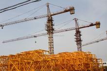 TC5008 self erecting tower crane