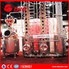 Red copper alcohol distillation equipment moonshine still for sale