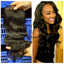 100% hand-made unprocessed brazilian human hair free part lace closure