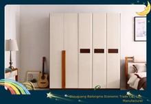 Contemporary and contracted five door wardrobe