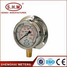 oil pressure guage, water pressure test gauge, steam pressure gauge