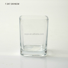 high quality thick bottom whisky glass promotion