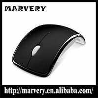 Professional Factory customed logo 2.4g arc wireless gift mouse for PC Laptop