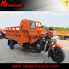 China three wheel motorcycle/motor tricycle/steering wheel tricycle