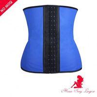 Latest Cheapest Women 24 Steel Boned Waist Training Corset