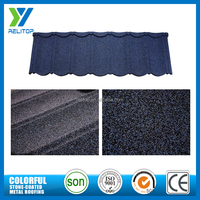 Morden architectural roof shingle colors