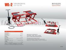Low-Rise 3 Tons Portable Hydraulic Car Lift