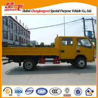 Dongfeng jinba mini dump truck 2 ton light truck small tipper truck for sale
