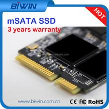 SSD style SATAIII mSATA 32gb ssd