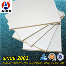 Customised Advertising Sign Boards White Inkjet Printing Pvc Sheet