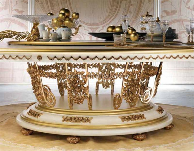 Nouveau rond table manger avec lazy susan luxe grande - Grande table ronde 10 personnes ...