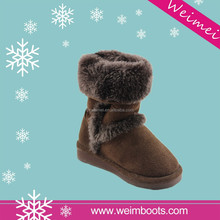 2015 best sell high quality of wholesale snow boots