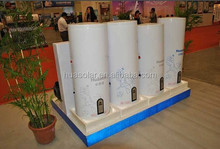 High performance domestic solar water heater