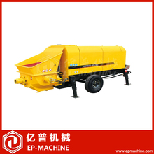 HBT60S concrete pumping machine