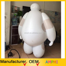 2015 Top Sale Big Hero 6 Giant Inflatable Stand Robot for Event