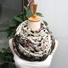 Custom Winter Pashmina Screen Printing 100% Wool Women Shawl