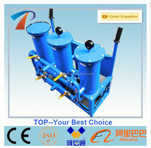 Waste and used oil dehydration machine removes free and emulsified water,particle contamination,lower cost