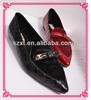 cheap manufacturer flat heel woman pointed toe shoes women pump shoes