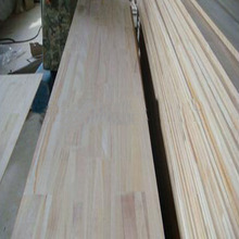 Chinese fir, radiata pine finger joint laminated board
