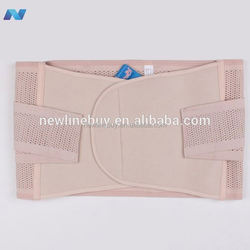 Relief back pain outdoor activities heating waist belt high quality