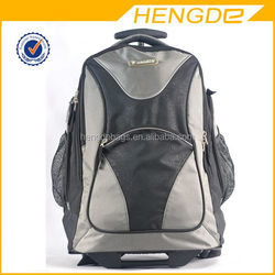 The qualified supplier high quality wheeled backpack