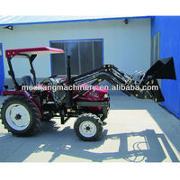 Good quality small tractor front end loader