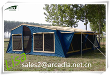 Arcadia good quality camper trailer tent for long time trip