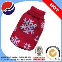 wholesale snow pattern dog clothes