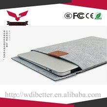 2014 NEW PU Leather Laptop Sleeve Case Bag For Macbook Air Sleeve For Air Inch Sleeve