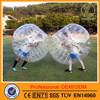 TPU Transparent Bumper ball size 1.25m/1.55m/1.8m soccer bubble/human inflatable bumper bubble ball/bumper ball prices