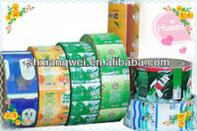2012 hot sales label printing from China factory