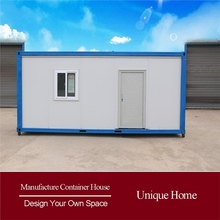Solid Economical Beach Hut Prefabricated used reefer 20feet iso shipping container