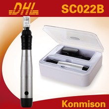 2015 professional rechargeable electric home use derma pen