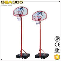 team sport portable fashion basketball system