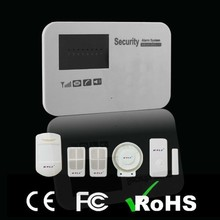 Security at Home GSM Alarm can support APP & Android operation