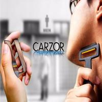 Super slim Card Razor Carzor shaver