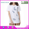 OEM Service 100 Cotton Clothing China Manufacturer Design Women T Shirt,design your own t shirt,new model women's t-shirt