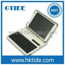 Gtide KB501 bluetooth keyboard case slim case for tablet 7 inch