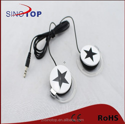 High Quality Fashion Star Earphone Good For Wholesales