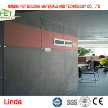 heat and moisture resistant fiber reinforced calcium silicate board