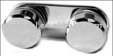 Stainless steel Shower door hinges/bathroom clamp