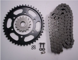 fit for YAMAHA YZF-R6 NEW SPROCKET 15/48 & O-RING CHAIN SET/KIT 2003 2004 2005 530 conv