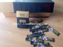 China famous healthcare supplement label/black dark tea powder